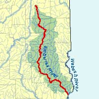 Embarras river for Buy illinois fishing license online