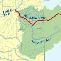 Kankakee river for Illinois fishing regulations