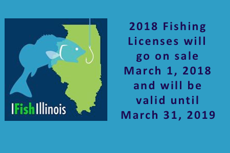Home i fish illinois for Il fishing license